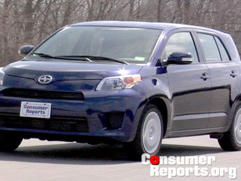 Scion xD Review