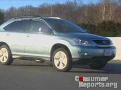 Lexus RX 350 2007 Review
