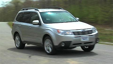 Subaru Forester 2009-2013 Road Test