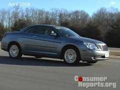 Chrysler Sebring Convertible