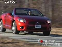 Mitsubishi Eclipse Review