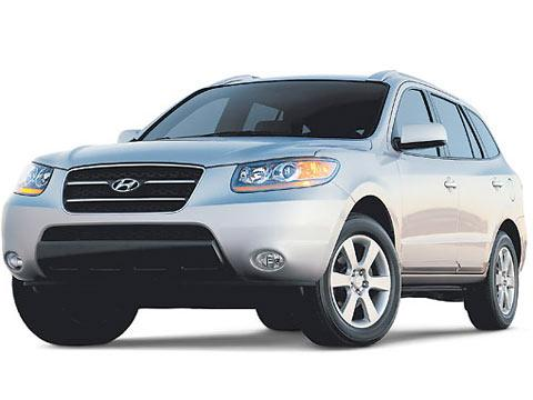 Hyundai Santa Fe 2007-2009 Road Test