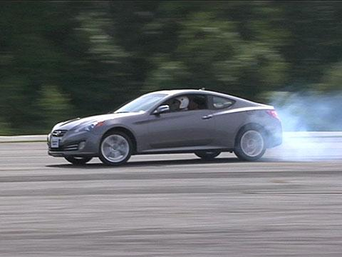 Hyundai Genesis Coupe 2009-2012 Road Test