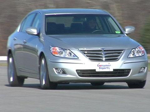 Hyundai Genesis 2009-2011 Road Test