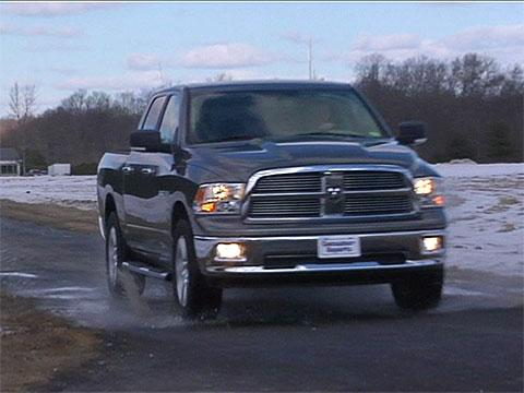 Dodge Ram 2009-2012 Road Test