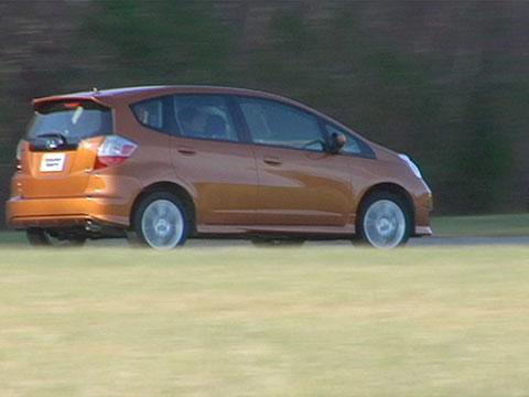 Honda Fit 2009-2014 Road Test