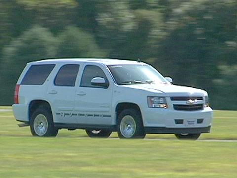 Chevrolet Tahoe Hybrid 2008-2013 Road Test