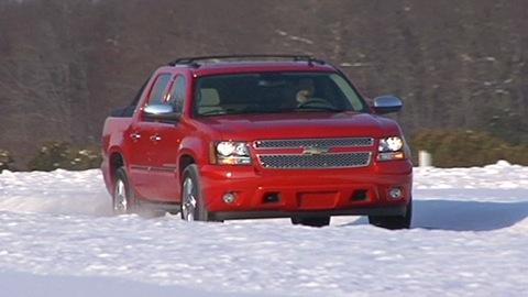 Chevrolet Avalanche 2009-2013 Road Test