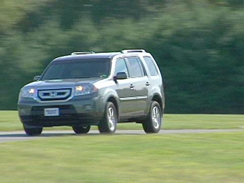Honda Pilot 2009-2011 Road Test