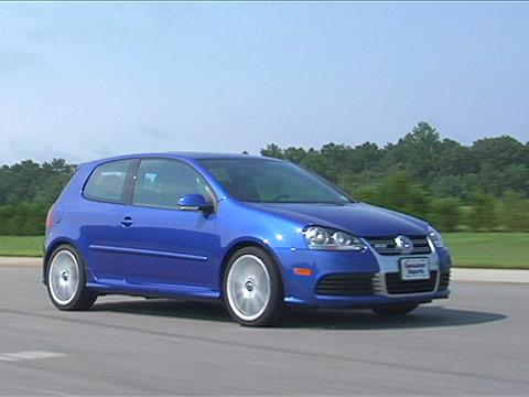 Volkswagen R32 2008 Road Test