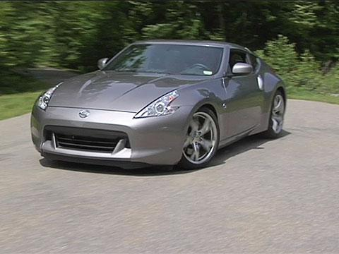 Nissan Z 2009-2015 Road Test