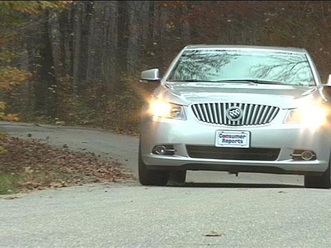 Buick LaCrosse Touring 2010-2013 Road Test