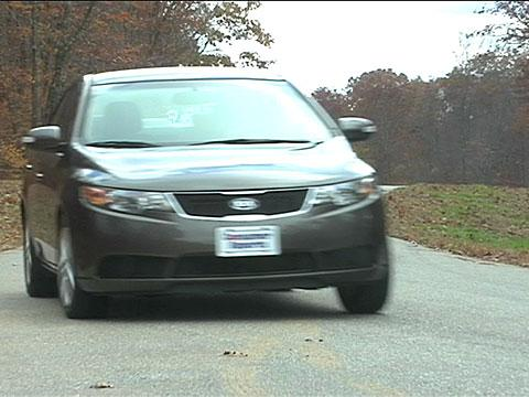 Kia Forte 2010-2013 Road Test