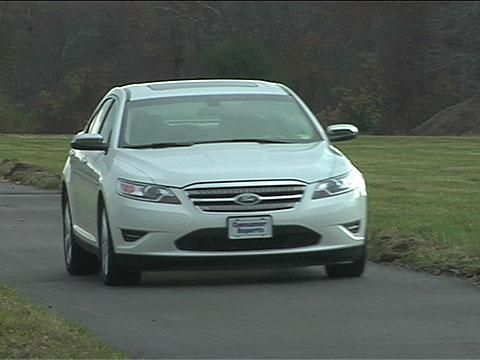 Ford Taurus 2010-2012 Road Test