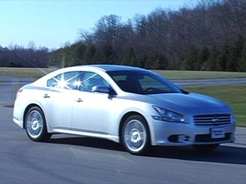 Nissan Maxima 2009-2014 Road Test