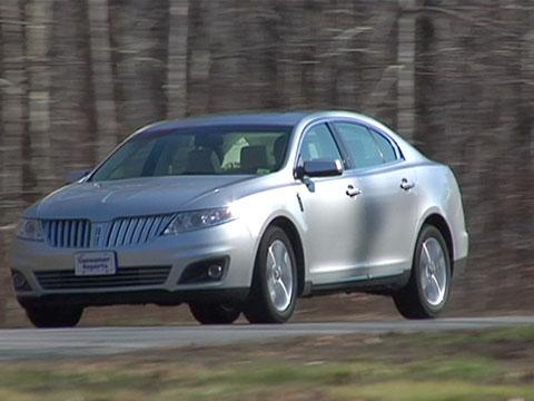 Lincoln MKS 2009-2012 Road Test