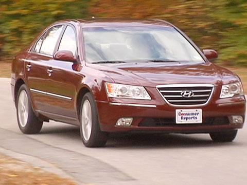 Hyundai Sonata 2009-2010 Road Test