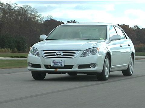 Toyota Avalon 2005-2010 Road Test