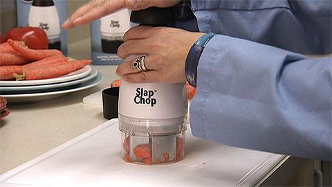 Slap Chop Put to the Test