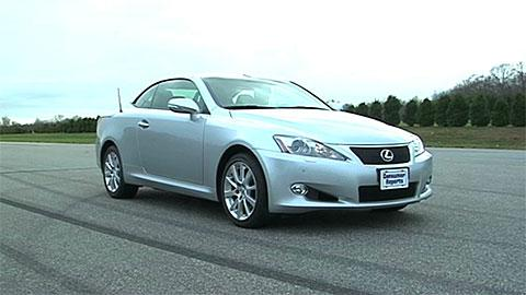 Lexus IS 2006-2013 Road Test