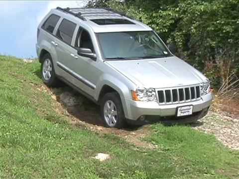 Jeep Grand Cherokee 2008 2010 Road Test