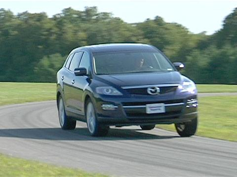 Mazda CX-9 2007-2012 Road Test