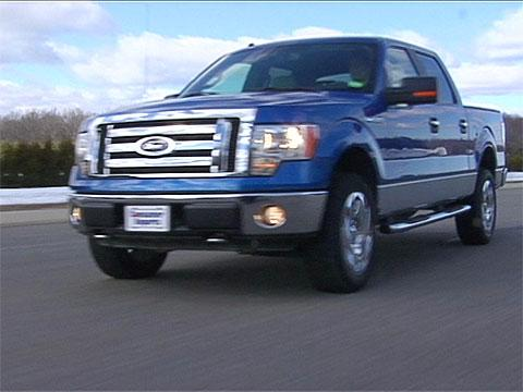 Ford F  Road Test