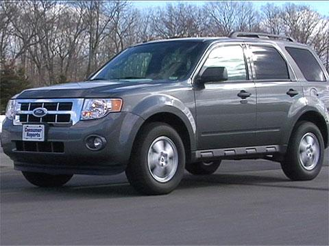 2009 ford escape mpg