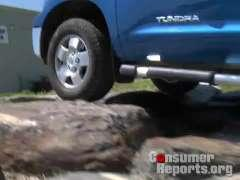 Toyota Tundra 2007-2013 Road Test