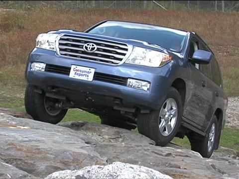 Toyota Land Cruiser 2008-2015 Road Test