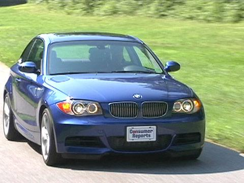 BMW 135i 2008-2010 Road Test
