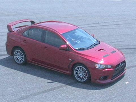 Mitsubishi Lancer Evolution 2008-2015 Road Test