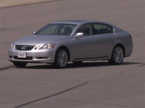 Lexus GS 450h 2007- 2011 Road Test