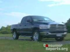 Dodge Ram 2007 Road Test