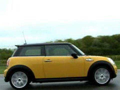 2007 Mini Cooper S Review