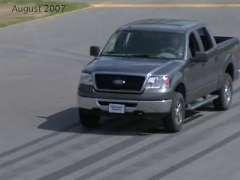 Ford Trucks 2007-2008 Road Test