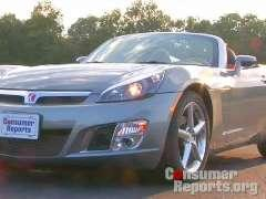 Saturn Sky Road Test