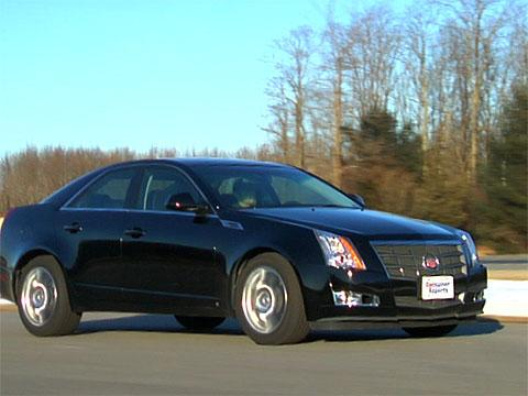 Cadillac CTS 2008-2013 Road Test