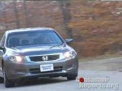 Honda Accord 2008-2010 Road Test