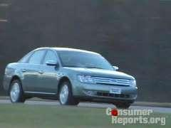 Ford Taurus 2008-2009 Road Test