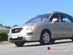 Kia Rondo 2007-2010 Road Test