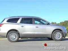 Buick Enclave 2008-2012 Road Test