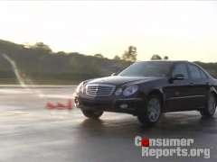 Mercedes-Benz E-Class 2007-2009 Road Test