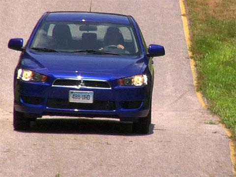 Mitsubishi Lancer 2007-2014 Road Test