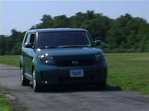 Scion xB 2008-2015 Road Test