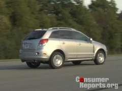 Saturn Vue Road Test