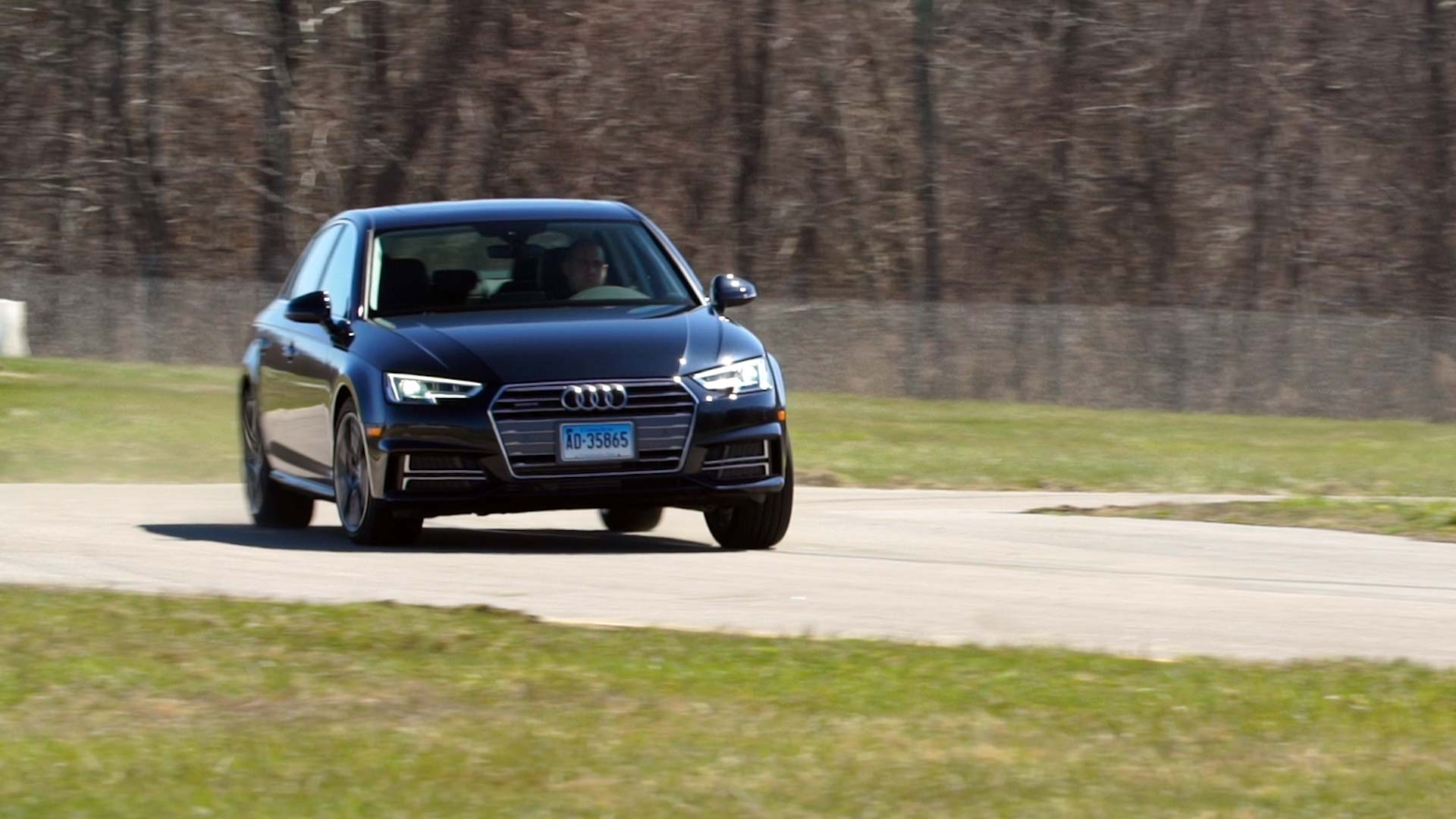 2018 Audi A4 Road Test Consumer Reports