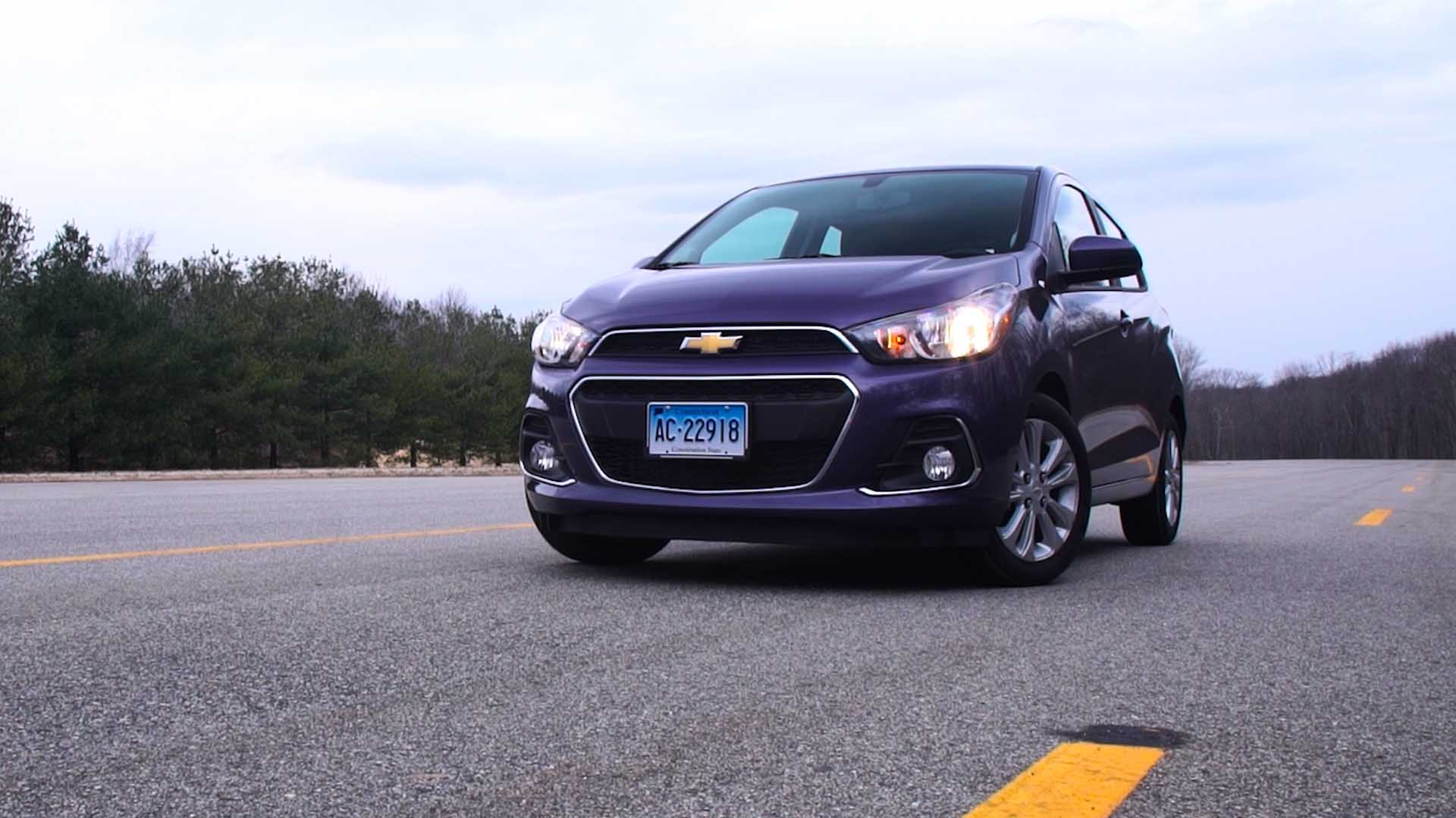 2016 Chevrolet Spark Review Consumer Reports