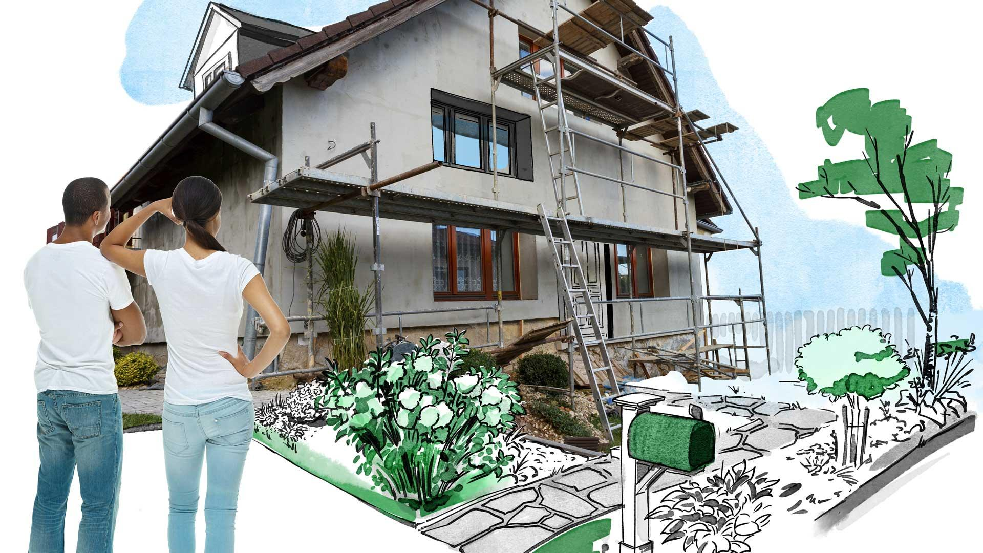 Wiring Outside House Diagrams For Dummies Home Renovation Without Aggravation Consumer Reports Lights Phone