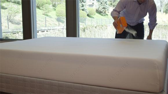 Refreshing a Mattress in Three Easy Steps